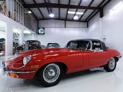 1969 E-Type Convertible by Jaguar in Hands of Stone