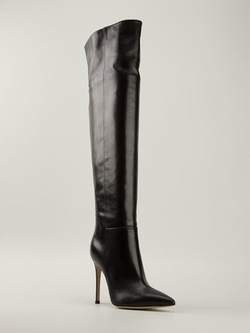 'Madison' Knee High Boots by Gianvito Rossi in Mr. & Mrs. Smith