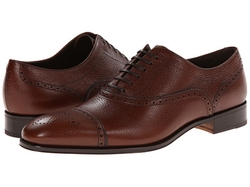 Casey Oxford Shoes by Salvatore Ferragamo in Steve Jobs
