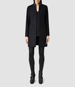 Vita Vine Coat by Allsaints in Elementary