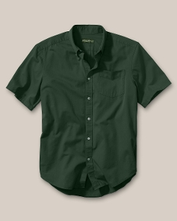 Relaxed Fit Signature Twill Shirt by Eddie Bauer in Love & Mercy