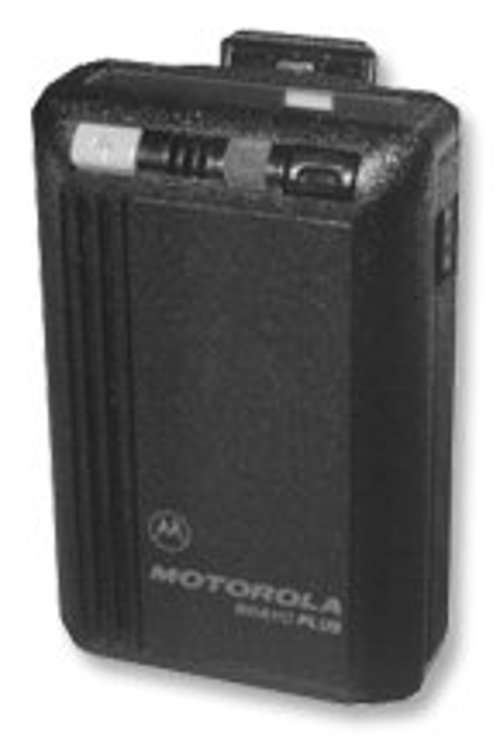 Bravo Classic Prop Pager by Motorola in Masterminds