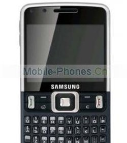 C6625 Qwerty Mobile Phone by Samsung in The Gunman