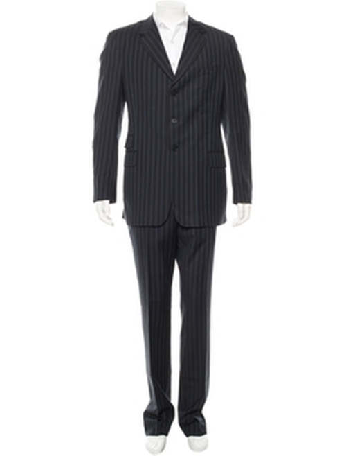 Wool Two-Piece Suit by Paul Smith in The Martian