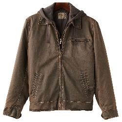 Antiqued Jacket - Men by R&O in Godzilla