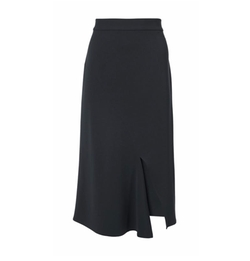 Triacetate Draped Pencil Skirt by Tibi in The Commuter