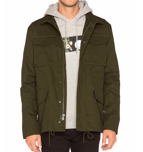 Field Jacket by Undefeated in Sleepless