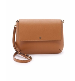 Robinson Messenger Bag by Tory Burch in Billions