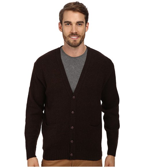 Shetland Cardigan Sweater by Pendleton in John Wick