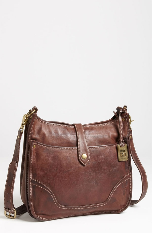 'Campus' Crossbody Bag by Frye in The Big Bang Theory - Season 9 Episode 1