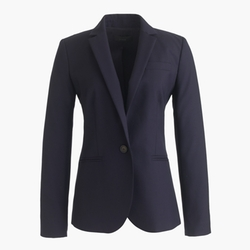 Wool Campbell Blazer by J.Crew in Brooklyn Nine-Nine