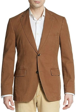 Taylor Cotton-Blend Sportcoat by Kroon in A Walk in the Woods
