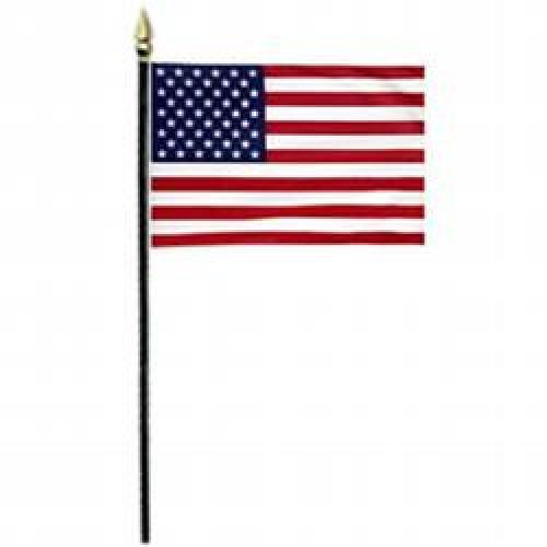 US MINIATURE FLAG by Flag and banner in Iron Man 3