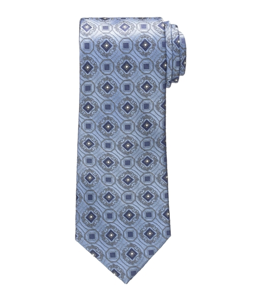 Signature Geo Medallion Tie by JoS. A. Bank in How To Get Away With Murder