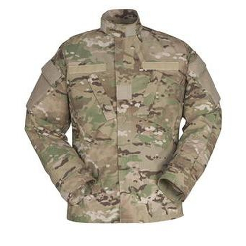 Army Combat Uniform Shirt / Jacket by Multicam in The Giver