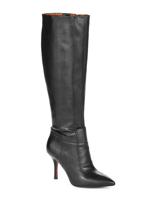 Getta Tall Wide Shaft Boots by Nine West in Daddy's Home