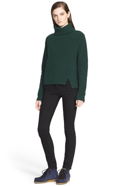 Ribbed Wool & Cashmere Turtleneck Sweater by Proenza Schouler in Keeping Up With The Kardashians