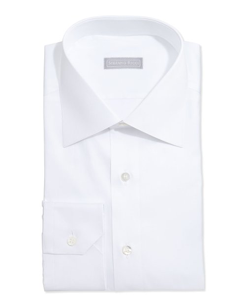 Basic Solid Dress Shirt by Stefano Ricci in Entourage