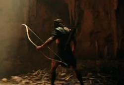 Custom Made Hercules Bow & Arrow (Hercules) by Weta Workshop in Hercules