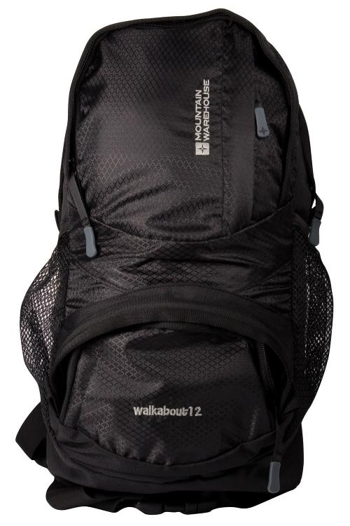 Walkabout 12 Litre Backpack by MOUNTAIN WAREHOUSE in Dawn of the Planet of the Apes