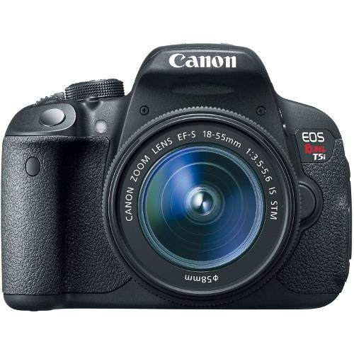 Rebel T5i Digital SLR Camera by Canon in Fifty Shades of Grey