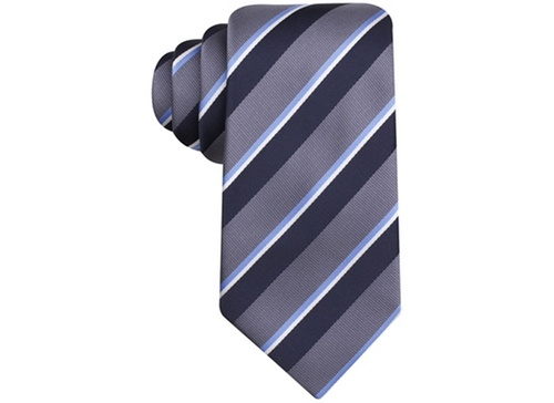 Traditional Stripe Tie by John Ashford in Scandal - Season 5 Episode 7
