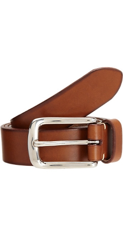 Leather Belt by Felisi in The Overnight