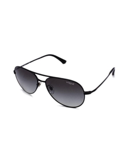 Black Aviator Sunglasses by Vogue Eyewear in Furious 7