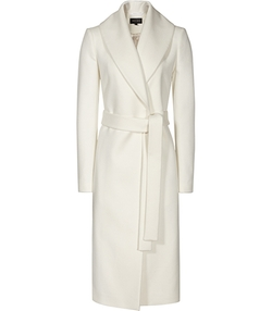 Longline Wrap Coat by Enna in How To Get Away With Murder