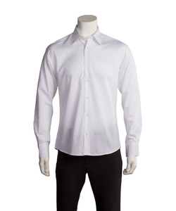 Trend Cotton Dress Shirt by Versace in Crazy, Stupid, Love.