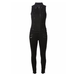 'De-Krapez' Denim Jumpsuit by Diesel in Shadowhunters