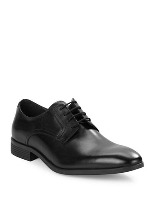 Columbus Leather Oxford Shoes by Black Brown 1826 in The Blacklist - Season 3 Episode 7