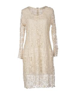Short Lace Dress by Manila Grace Denim in Anchorman 2: The Legend Continues