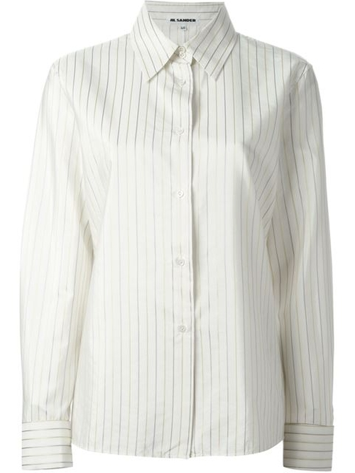 Striped Shirt by Jil Sander Vintage in The Women