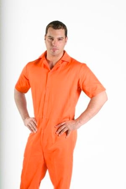 Short Sleeve Jumpsuit by National Textile in Empire