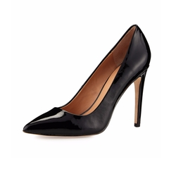 Shirley Patent-Leather Pumps by Halston Heritage in How To Get Away With Murder