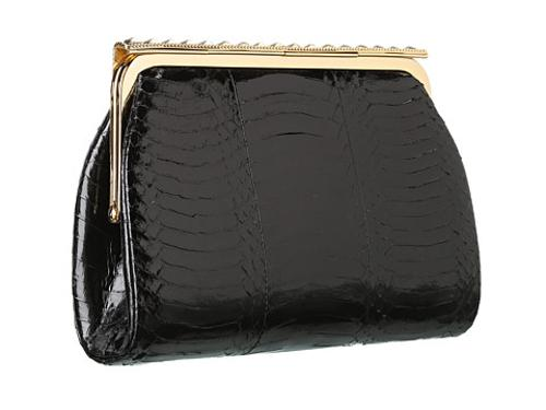Doreen Clutch by Franchi Handbags in Addicted