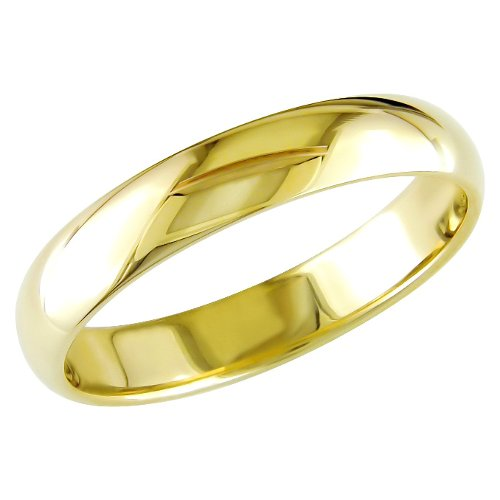 Men's 10K Yellow Gold Wedding Band by Target in Crazy, Stupid, Love.