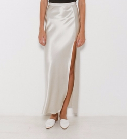 Maya Maxi Skirt by Nili Lotan in Keeping Up With The Kardashians