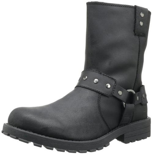Men's Zenith-Igore Zip Up Boot by Skechers in Neighbors