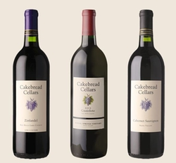 Wine by Cakebread Cellars in Fifty Shades of Grey