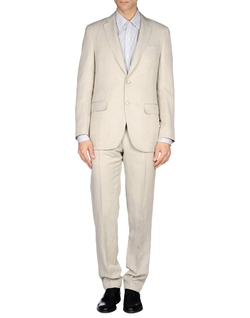 Lapel Collar Suit by Canali in Sicario