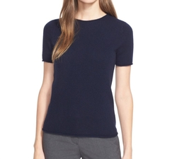'Tolleree' Short Sleeve Cashmere Pullover Sweater by Theory in How To Get Away With Murder