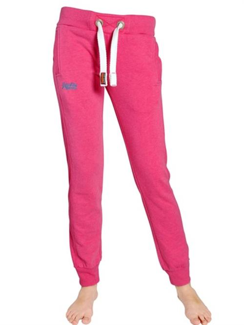Slim Cotton Jogging Trousers by Superdry in New Year's Eve