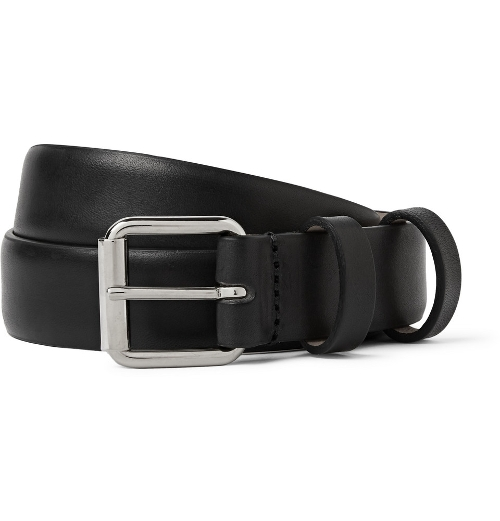 Leather Belt by A.P.C. in Barely Lethal