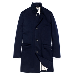 Martingala Coat by Loro Piana in The Blacklist