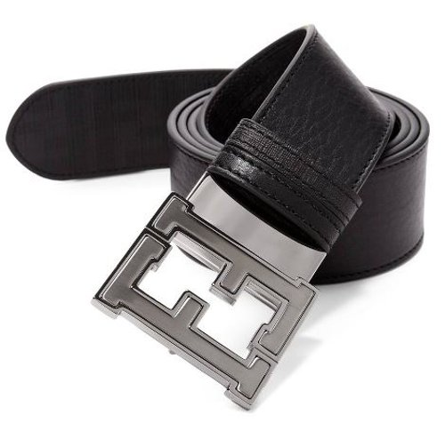 Colorado Zucca Reversible Belt by Fendi in The Counselor