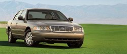 Crown Victoria Sedan by Ford in Need for Speed