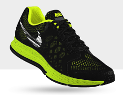 Air Zoom Pegasus 31 iD by Nike in Ride Along