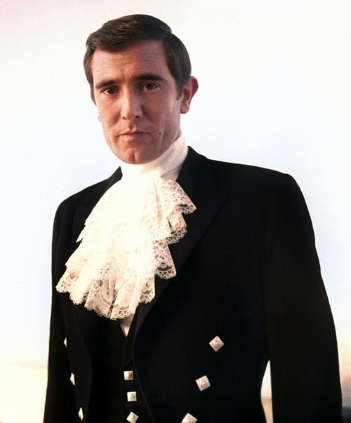 Custom Made Ruffled-Front Shirt by Frank Foster (Costume Designer) in On Her Majesty's Secret Service